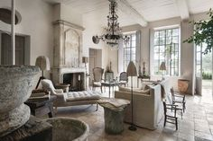 Windows and floors! french country style .... how the french really do it - MY FRENCH COUNTRY HOME
