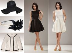 Sukienka lata 50-te w stylu Audrey Hepburn