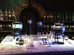 potions clasroom