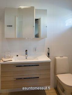 21 VIlla Isku - Kylpyhuone / WC | Asuntomessut