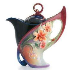 new Art__Remarkable Teapot Designs by Franz