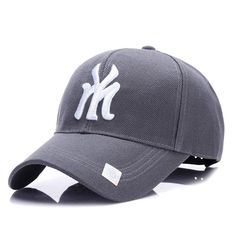 4811529ddc7 2018 New NY Snapback Hats Baseball Cap Hats 5 Colors Hip Hop Fitted Hockey  Adjustable Hats For Men Women Gorras Curved Brim Caps