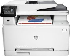 HP - LaserJet Pro M277dw Wireless Color All-In-One Printer - Gray, B3Q11A#BGJ
