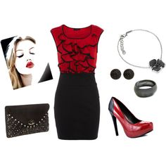 sexy, classy, night out look. outfit.