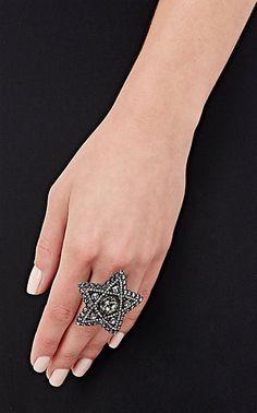 Lanvin Elsie Ring - Rings - 504144241