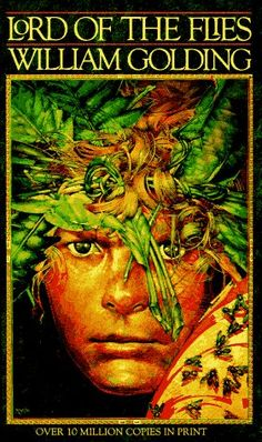 Lord of the Flies: probably the only book I enjoyed in high school english class