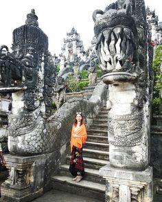 #beautifull #temple #bali #travel #lempuyangtemple #dreams #nature #agung #mountain  #beautifull #temple #bali #travel #lempuyangtemple #dreams #nature #agung #mountain Temple Bali, Bali Travel, Nature, The Great Outdoors, Mother Nature, Scenery, Natural