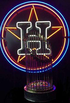 Houston Astros 2017 World Series Trophy