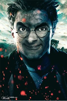 Mr. Potter!  HAHAHA I love Mr. Bean and this is even better.