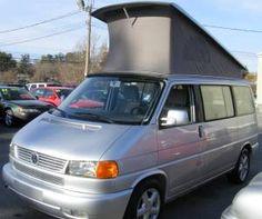 2003 VW WESTFALIA CAMPER!! LAST YEAR!