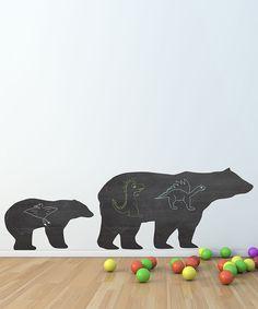chalkboard decals