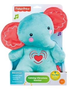 Check out the Calming Vibrations Cuddle Soother at the official Fisher-Price website. Explore all our baby and toddler gear, toys and accessories today! Toddler Birthday Gifts, Toddler Christmas Gifts, Toddler Girl Gifts, Toddler Toys, Baby Bath Seat, Bath Seats, Fisher Price Baby Toys, Crib Toys, Preschool Toys