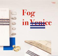Fog in venice on Behance