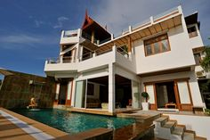 6-Bed Seaview Villa Near Beach, Plai Laem --- from 600$ per night---  Koh Samui Luxury Real Estate