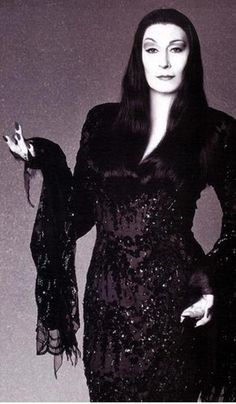 The Addams Family (1991) - Anjelica Huston