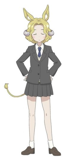 'A Centaur's Life' Characters | Kyoko Naraku