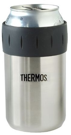 The worlds best coozie = Thermos Stainless Steel Can Insulator 2700P