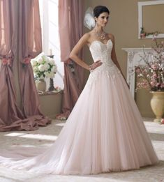 David Tutera Wedding Dresses 2016 - MODwedding