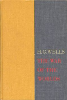 War of the Worlds - Heritage Press, 1964