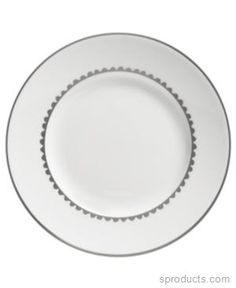 Sproducts — Vera Wang Wedgwood Dinnerware, Flirt Bread and Butter Plate