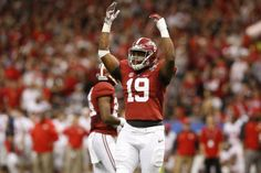 Alabama Football: Defense Will Carry the Tide in 2015 ~ Check this out too ~ RollTideWarEagle.com for sports stories that inform and entertain plus FREE football rules on line tutorial. #Alabama #RollTide #Bama
