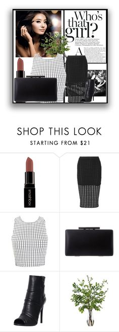 """My Style"" by ayannap ❤ liked on Polyvore featuring Smashbox, T By Alexander Wang, Miss Selfridge, Pierre Balmain, Diane James, women's clothing, women's fashion, women, female and woman"