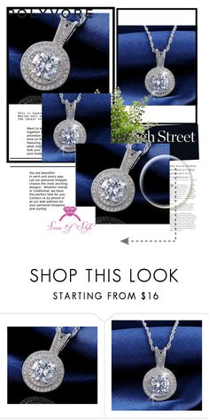 """""""Jewelry for Expensive Taste!"""" by senseofstyle1 ❤ liked on Polyvore featuring beauty"""