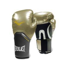 88490c614 Luva de Boxe Everlast Pro Style Elite Dourado