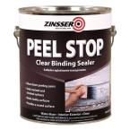 Zinsser 1 gal. Peel Stop Water Base Clear Interior/Exterior Binding Primer and Sealer (Case of 4)