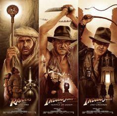 Indiana Jones. …