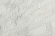 Kesir Marble Mosaic - Marble Series Turkish Carrara/Pattern/Polished