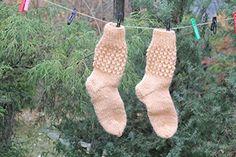 "Homemade Woolen Socks ""Pink"" - I Crochet World Woolen Socks, Crochet World, Winter Accessories, Pink Color, American Girl, Christmas Stockings, Knitting Patterns, Homemade, Holiday Decor"
