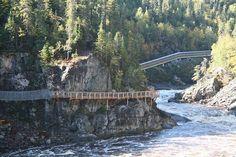 Parc naturel du Trou de la Fee, Saguenay