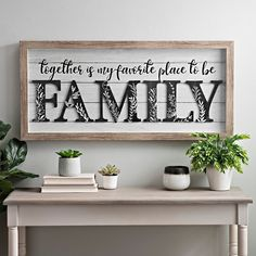 Put a sentimental message up on your wall with this Family Favorite Place Shadowbox. The scrapbook look and classic shadowbox feel are perfect for your home. Family Room Walls, Family Wall Decor, Dining Room Walls, Room Wall Decor, Living Room Decor, Dining Wall Decor Ideas, Wall Decorations, Living Rooms, Coastal Decor