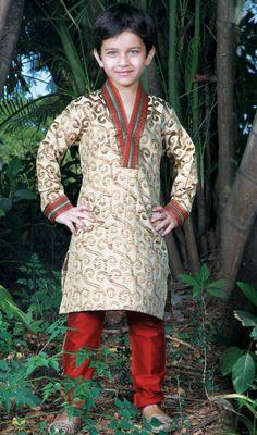 Poly Ethnic Jacquard Kurta Payjama. Poly Ethnic Jacquard Kurta Payjama.Keep Ahead In Fashion Race With This Readymade Kurta Payjama. #BoysIndianClothingKurta #KurtaPajamaSuitSherwani