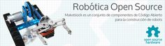 Crea y aprende con Laura: Makeblock. Kit de #Robótica #OpenSource. @Makebloc... Arduino, Hardware, Open Source, Kit, Robot, Vacuums, Software, 3d Printer