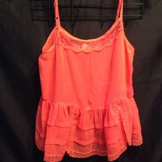 Ultimately Free People Beautiful laced  splits on front and back Free People Intimates & Sleepwear Chemises & Slips