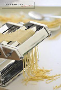 como hacer #pasta fresca #recipes #recetas