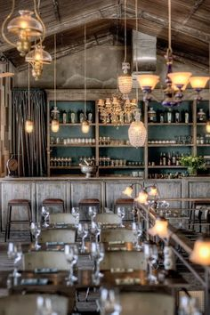 BOISERIE & C.: Steampunk: erede del look industrial vintage
