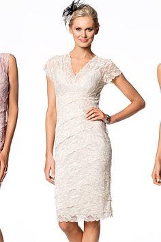 Grace Hill - Grace Hill Lace Layered Dress
