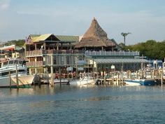 AJ's Destin, FL  Where I found the Love of My Life!  Who says you can't find true love in a tiki bar!