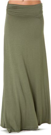 SWELL OLIVE SKIRT | Swell.com