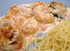 We cooked this on Sunday! we all really liked it! Shrimp Scampi