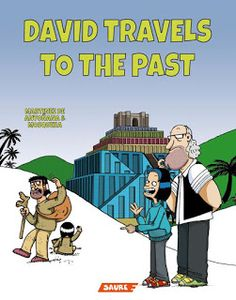Reading Authors: Review: David Travels to the Past by Gonzalo Marti...