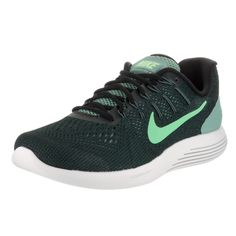 new arrivals d13b2 62680 Nike Men s Lunarglide 8 Green Fabric Running Shoes (10) Shoes Sneakers, Nike  Shoes