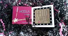 Hoola Benefit & Hello Flawless poeder Review
