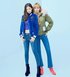 Yg Entertainment, South Korean Girls, Korean Girl Groups, Blackpink Fashion, Fashion Outfits, Korean Fashion Kpop, Lisa Blackpink Wallpaper, Kim Jisoo, Blackpink Photos