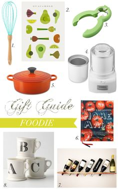 gift guide: the chef