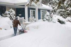 Salt on the Driveway This Winter: Tips for Staying Green - Get Rid of Winter Ice The Green Way