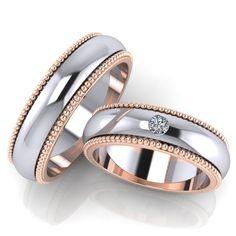Обручальные кольца ERS6